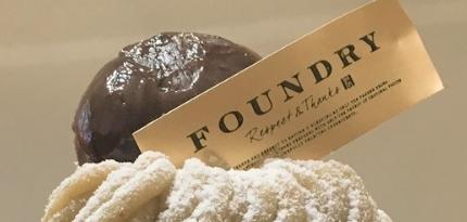 FOUNDRY阪急梅田本店のマスカットと和栗のケーキ 秋のおすすめは?