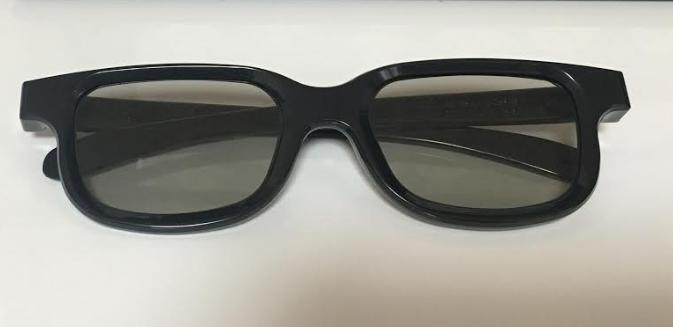 3D用メガネ
