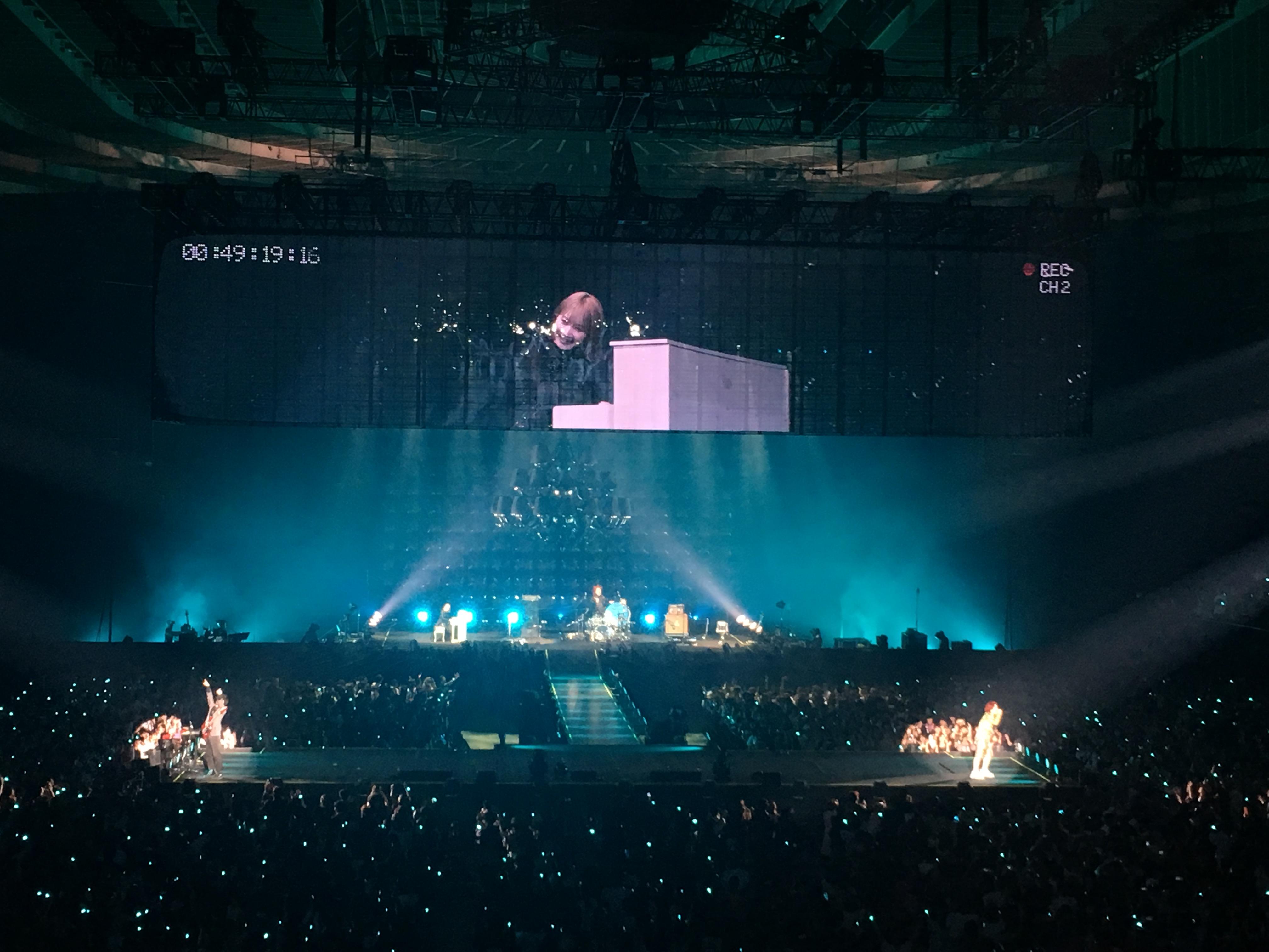 セカオワ2019ライブ大阪18