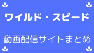 ワイルド・スピード動画配信サイトまとめ